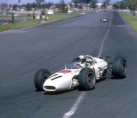 1965 mexican gp - richie ginther (honda)3