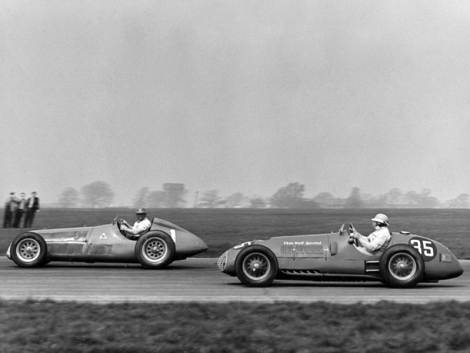 alfa romeo and ferrari 1951