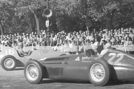 fangio 1951 spanish grand prix