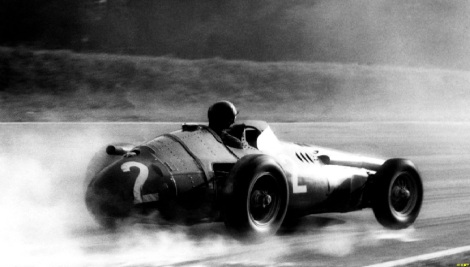 Fangio 1954 Argentina