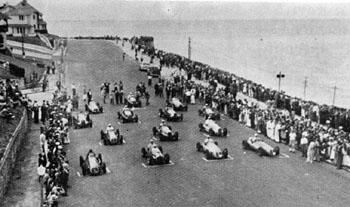 Mar de Plata 1949